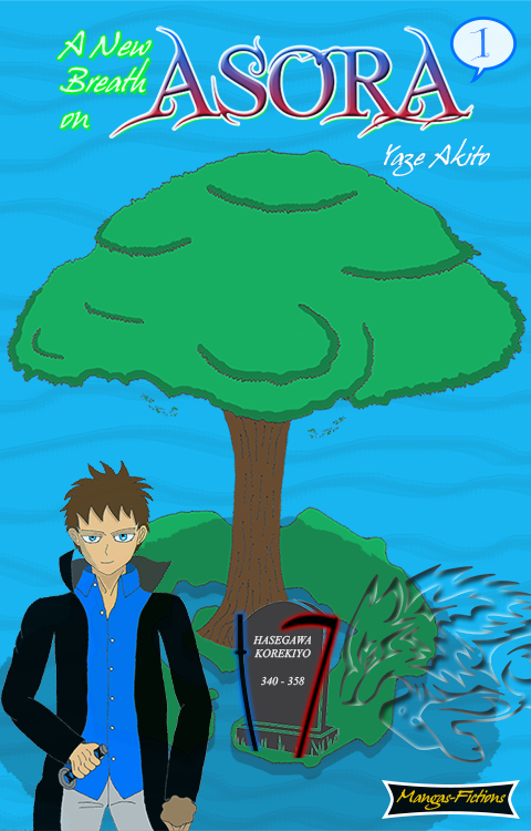 [Fiction] A New Breath on Asora ! - Page 2 CouvertureT1