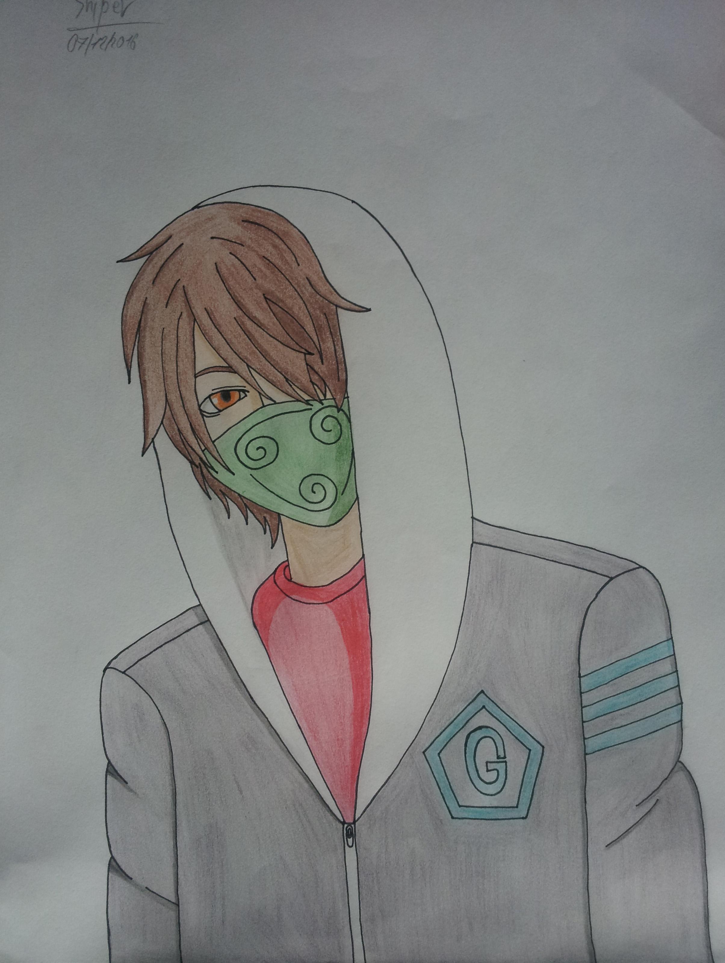 [Fiction] A New Breath on Asora ! Shunji