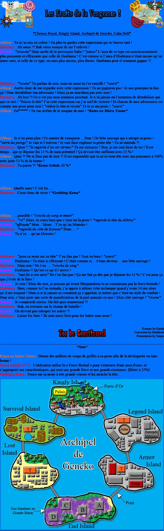 [Fanfiction] L'Équipage Tsubandos ! 159