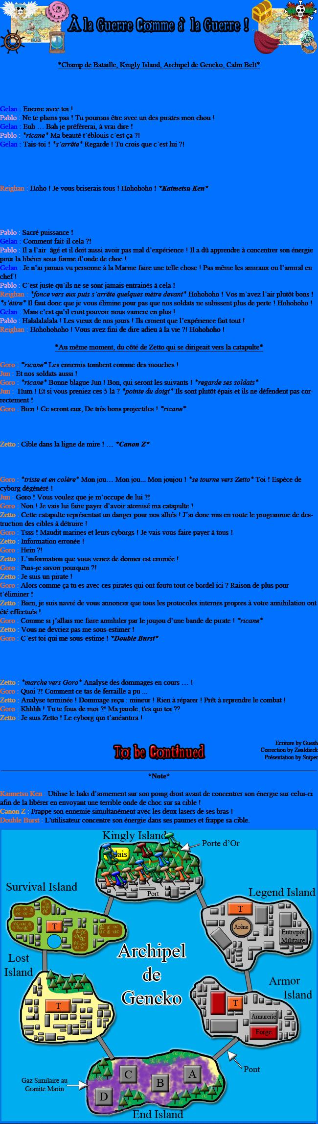 [Fanfiction] L'Équipage Tsubandos ! 165